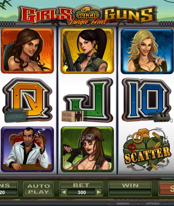 Spiele Girls Wanna - Video Slots Online